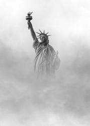 Statua Wolności - plakat