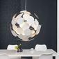 Interior space :: lampa wisząca infinito 70cm biała