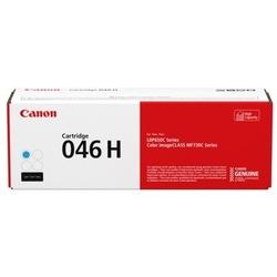 Toner oryginalny canon 046h 1253c002 błękitny - darmowa dostawa w 24h