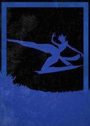 League of legends - camille - plakat wymiar do wyboru: 21x29,7 cm