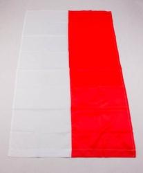 Flaga duża polska reda 90135