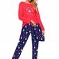 Piżama damska taro świątezna 2355  20