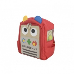 Centrum alarmowe bezpieczeństwa w plecaku masterkidz