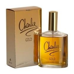 Revlon charlie gold eau fraiche perfumy damskie - woda toaletowa 100ml