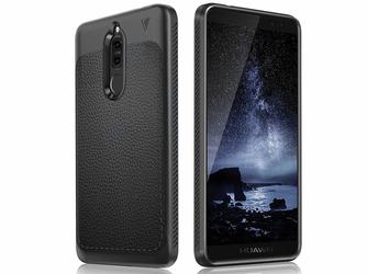 Etui Alogy leather case TPU Huawei Mate 10 Lite + Szkło