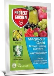 Magnicur gold 50 wg – zwalcza rdzę gruszy – 2,5 g protect garden