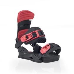 Wiązania snowboardowe drake dl wmn black 2020