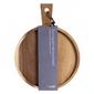 Husla deska do krojenia i serwowania z drewna akacjowego