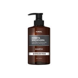 Kundal szampon do włosów - angielska róża honeymacadamia shampoo english rose 258ml