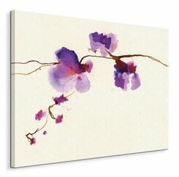 Velvet Orchid - Obraz na płótnie