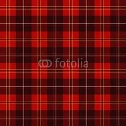 Naklejka samoprzylepna szkockie kratki