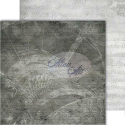 Papier 30,5x30,5 cm - Tears in rain vol. 2 - 04