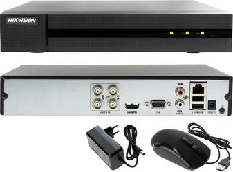 Rejestrator cyfrowy hybrydowy do monitoringu firmy, biura hwd-7104mh-g2 s hikvision hiwatch