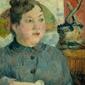 Madame alexandre kohler, paul gauguin - plakat wymiar do wyboru: 70x100 cm