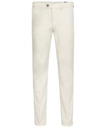 Białe spodnie męskie typu chino  3532