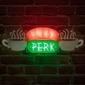 Neon przyjaciele central perk