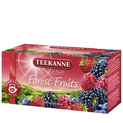 Herbata teekanne forest fruit 20t - owoce leśne
