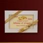 Czekoladki czekoladowe podziękowania od adrianny i grzegorza