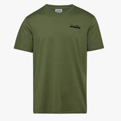 Koszulka męska diadora ss t-shirt core oc - zielony