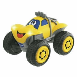 Chicco billy żółty samochód zdalnie sterowany