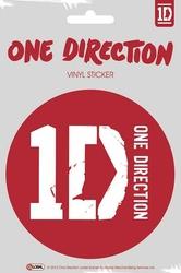 One Direction Logo - naklejka