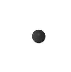 Płytka tesli - czarna 3,6 cm, harmonizer odpromiennik emf samoprzylepny smartfon tablet