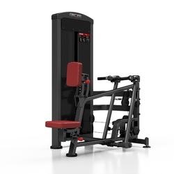 Maszyna na plecy mp-u229 - marbo sport - antracyt metalic  bordowy