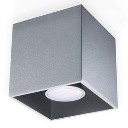 Sollux - plafon quad 1 - szary