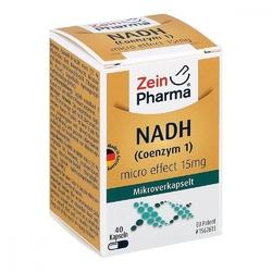 Nadh micro effect 15 mg kapsułki
