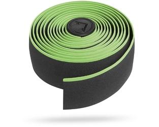 Owijka na kierownice pro sport control czarna-zielona eva