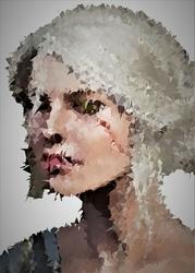 POLYamory - Ciri, Wiedźmin - plakat Wymiar do wyboru: 61x91,5 cm