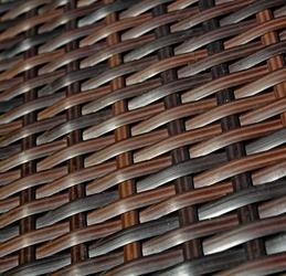 Stolik ogrodowy colimo v brązowy