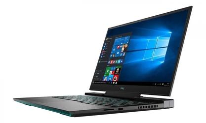 Dell notebook inspiron g7 7700 w10hom i7-10750h51216rtxblack