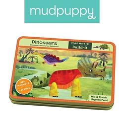 Mudpuppy magnetyczne konstrukcje dinozaury 6+