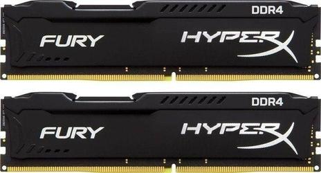 HyperX DDR4 Fury Black 32GB2666 216GB CL16