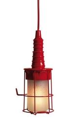 Lampa Ubiqua czerwona