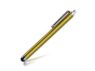 Rysik pojemnościowy do telefonów i tabletów stylus pen - złoty