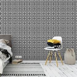 Tapeta na ścianę - geochain , rodzaj - tapeta flizelinowa laminowana