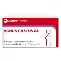 Agnus castus al tabletki powlekane