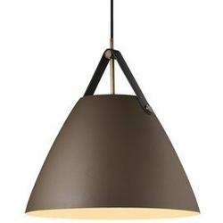 Design for the people :: lampa wisząca strap  beżowa  śr. 36 cm