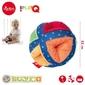 Kolorowa piłeczka z otworami playq