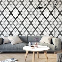 Tapeta na ścianę - geoart design , rodzaj - tapeta flizelinowa