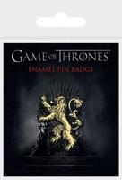 Game of thrones lannister - przypinka