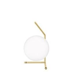 Flos :: lampa stołowa ic t1 low -  mosiądz