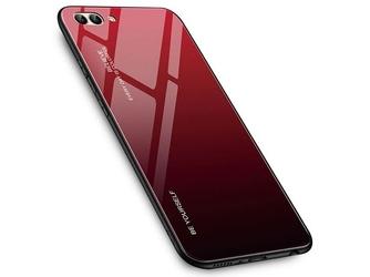 Etui alogy aurora armor do huawei honor 10 czerwono-czarne 05 - czerwony || czarny