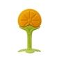 Gryzak owocowy, pomarańcza, innobaby