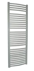 Grzejnik łazienkowy york - wykończenie zaokrąglone, 500x1500, białyral - paleta ral