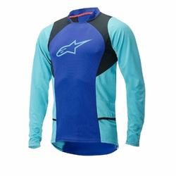 Koszulka alpinestars drop 2 blue stratos-aqua 1766415-797