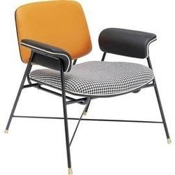 Kare design :: krzesło tapicerowane palma szer. 74 cm