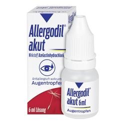 Allergodil akut krople do oczu